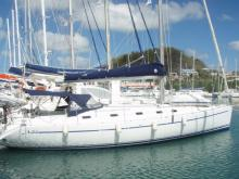 Poncin Yachts Harmony 47 : En Marina